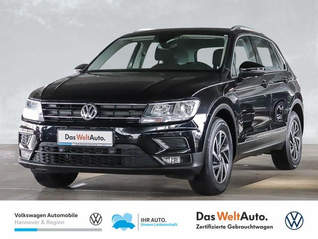 Volkswagen Tiguan 1.4 TSI DSG Sound Navi Klima Einparkhilfe ACC, Jahr 2017, Benzin
