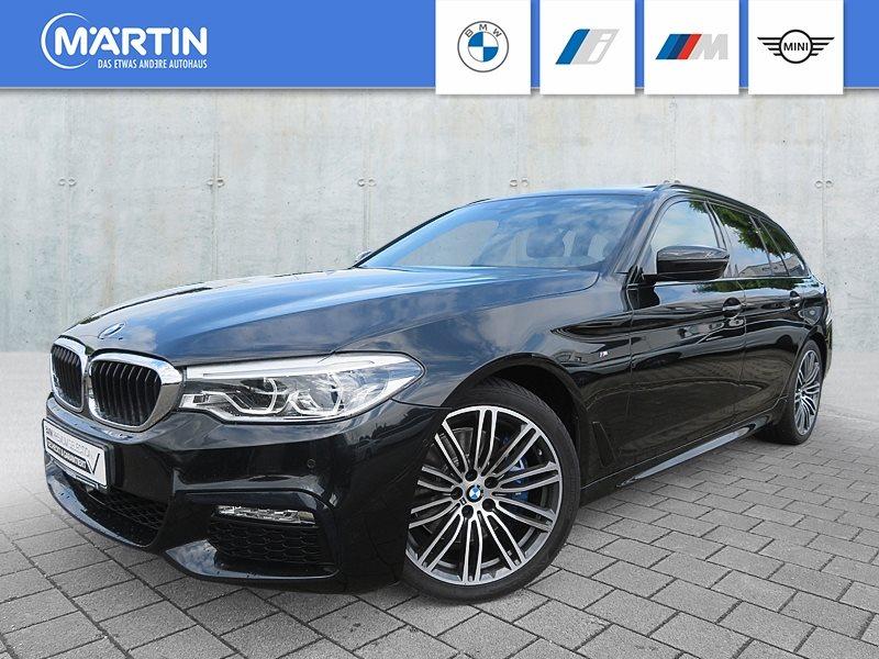 BMW 525d Touring M Sportpaket HiFi Aktivlenkung LED, Jahr 2018, Diesel