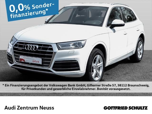 Audi Q5 2.0 TFSI S-tronic NAVIGATION XENON Sport Quattro RS, Jahr 2018, Benzin
