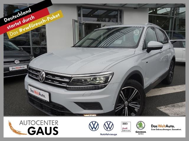 Volkswagen Tiguan Join 1.4 TSI AHK LED Rückfahrkamera, Jahr 2018, Benzin