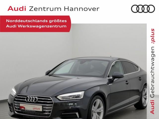 Audi A5 Sportback sport 40 TFSI S tronic, Jahr 2020, Benzin