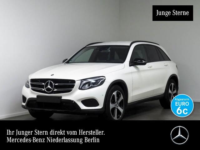 Mercedes-Benz GLC 220 d 4M Exclusive COMAND LED AHK Night Kamera, Jahr 2019, Diesel