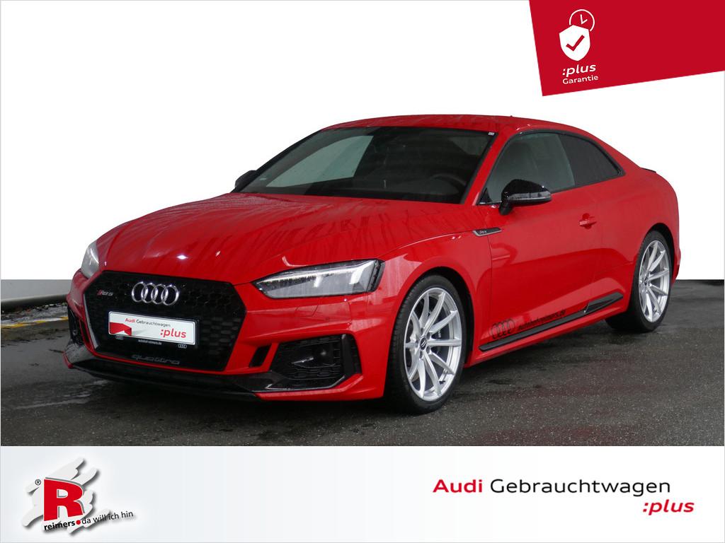 Audi RS5 Coupe 2.9 TFSI qu., Jahr 2017, Benzin