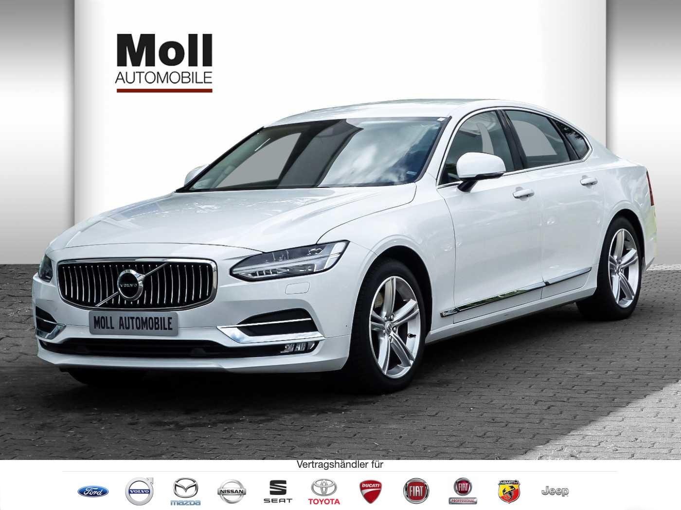 Volvo S90 T4 Geartronic Inscription Navi LED Kamera, Jahr 2018, Benzin