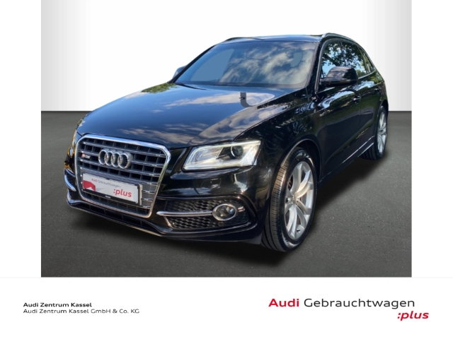 Audi SQ5 3.0 TDI competition qu. S line Pano StandHZ, Jahr 2016, Diesel