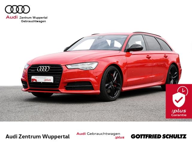 Audi A6 Avant 3.0TDI 2x S-LINE AHK LEDER LANE R-KAM HUD STDHZG. MEMORY BOSE DAB LED NAV GRA BT 20ZOL, Jahr 2016, Diesel
