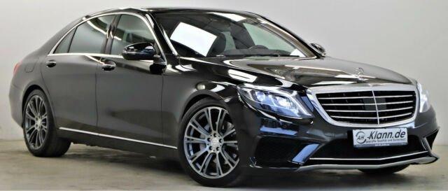 Mercedes-Benz S 350d 314 PS 1.Hand Brabus AMG Burmester Keyles, Jahr 2013, Diesel