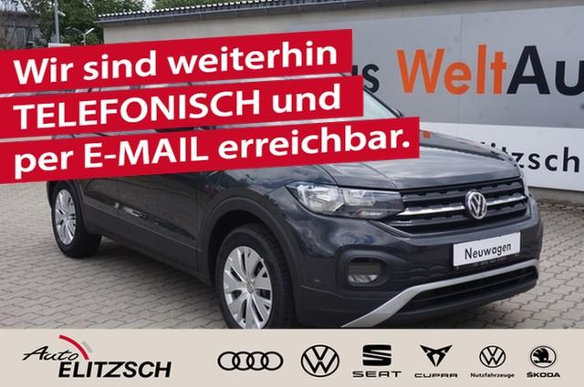 Volkswagen T-Cross 1.0 TSI 5J-Gar Klima Telefon, Jahr 2020, Benzin
