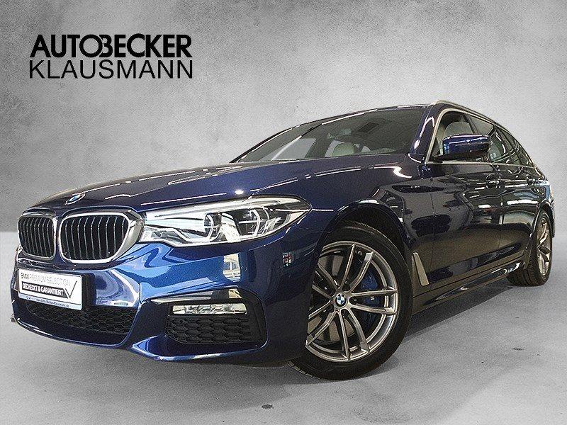 BMW 540i xDrive Touring M Sportpaket Navi Prof HiFi LED WLAN, Jahr 2017, Benzin