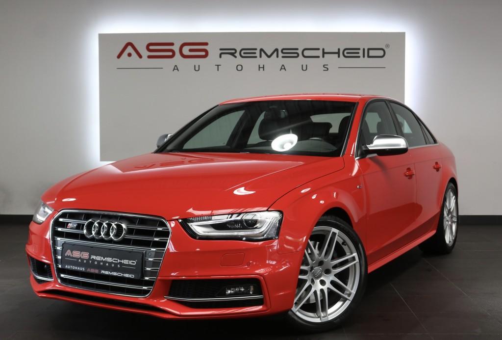 Audi S4 3.0 TFSI q. S Tr. *2.Hand*ACC *Scheckheft*, Jahr 2013, Benzin