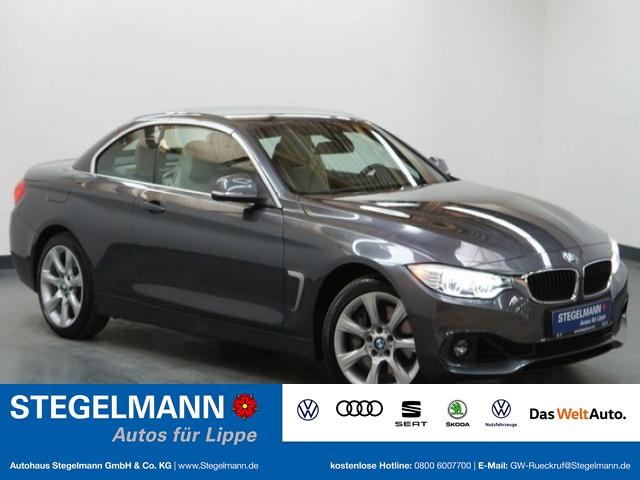 BMW 435 D Cabrio xDrive Navi Xenon PDC Head-up-Display, Jahr 2014, diesel