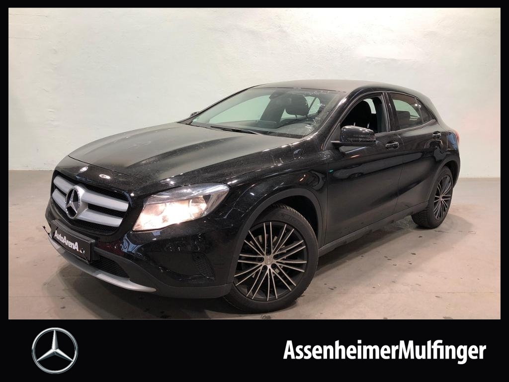 Mercedes-Benz GLA 180 **Klima/Kamera/Sitzheizung, Jahr 2016, petrol