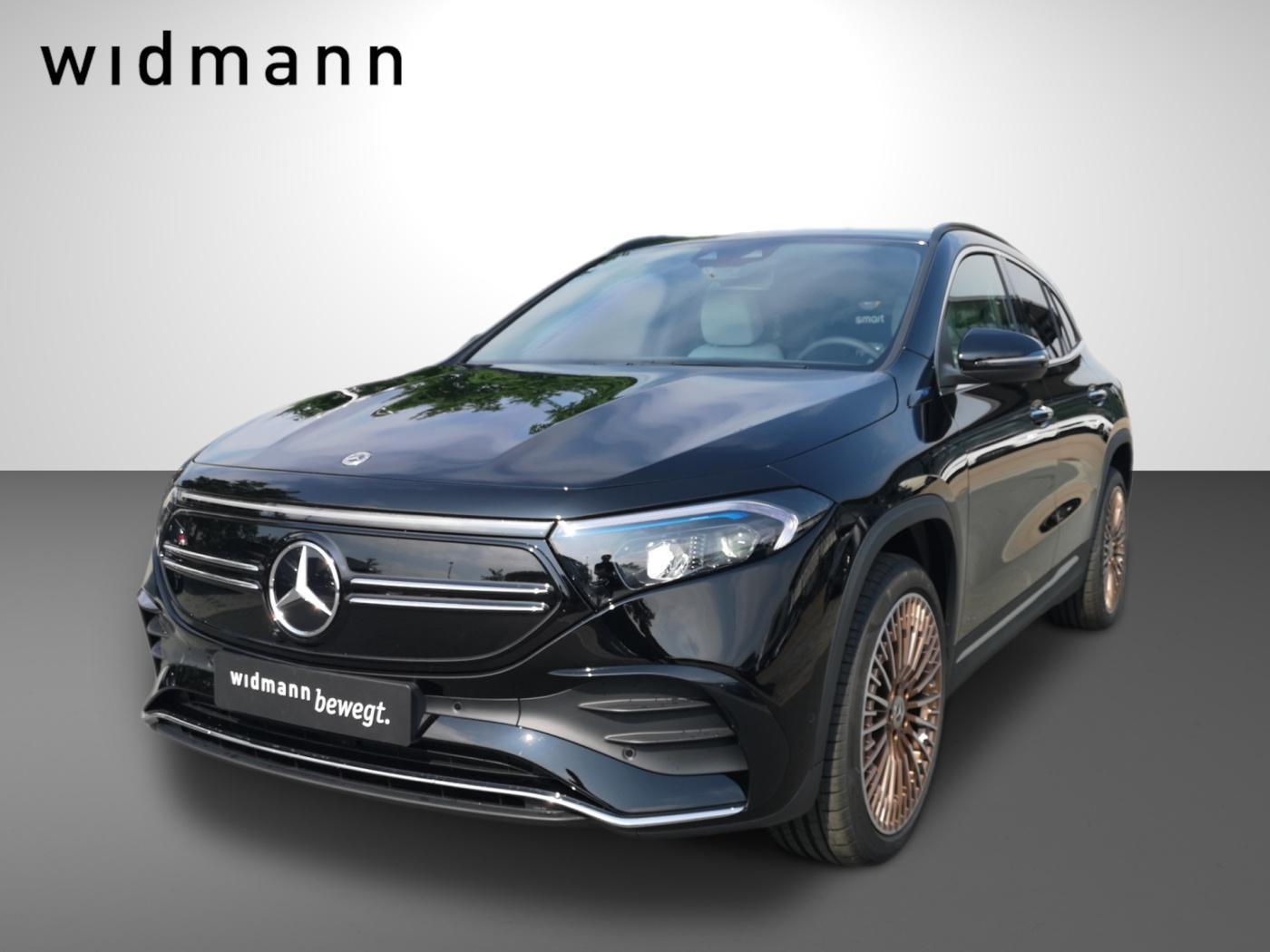 Mercedes-Benz EQA 250 ElectricArt*LED*Business-P.*Totwinkel-As, Jahr 2021, Elektro