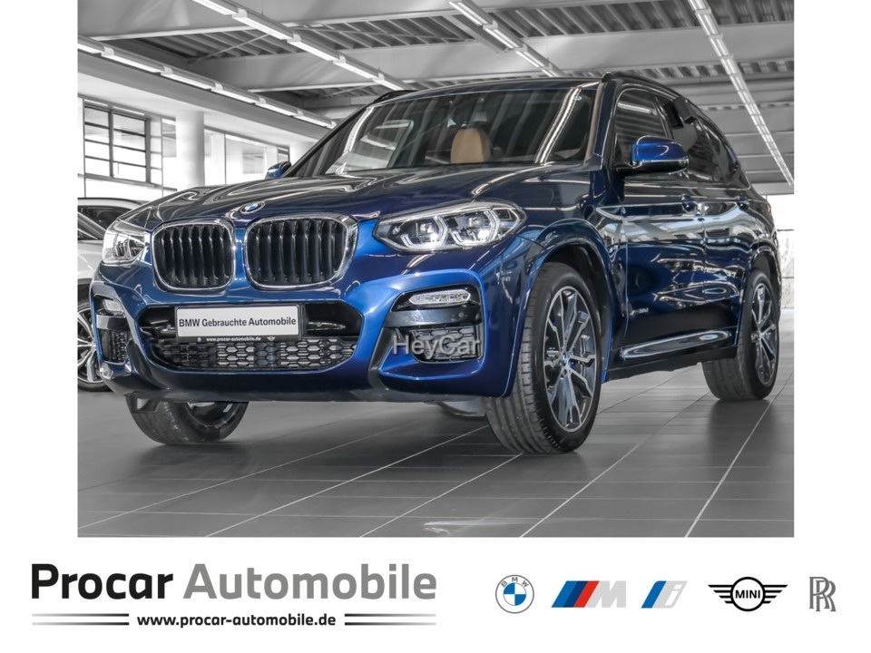 BMW X3 xDrive30d M Sportpaket Head-Up H/K Standhzg., Jahr 2018, Diesel