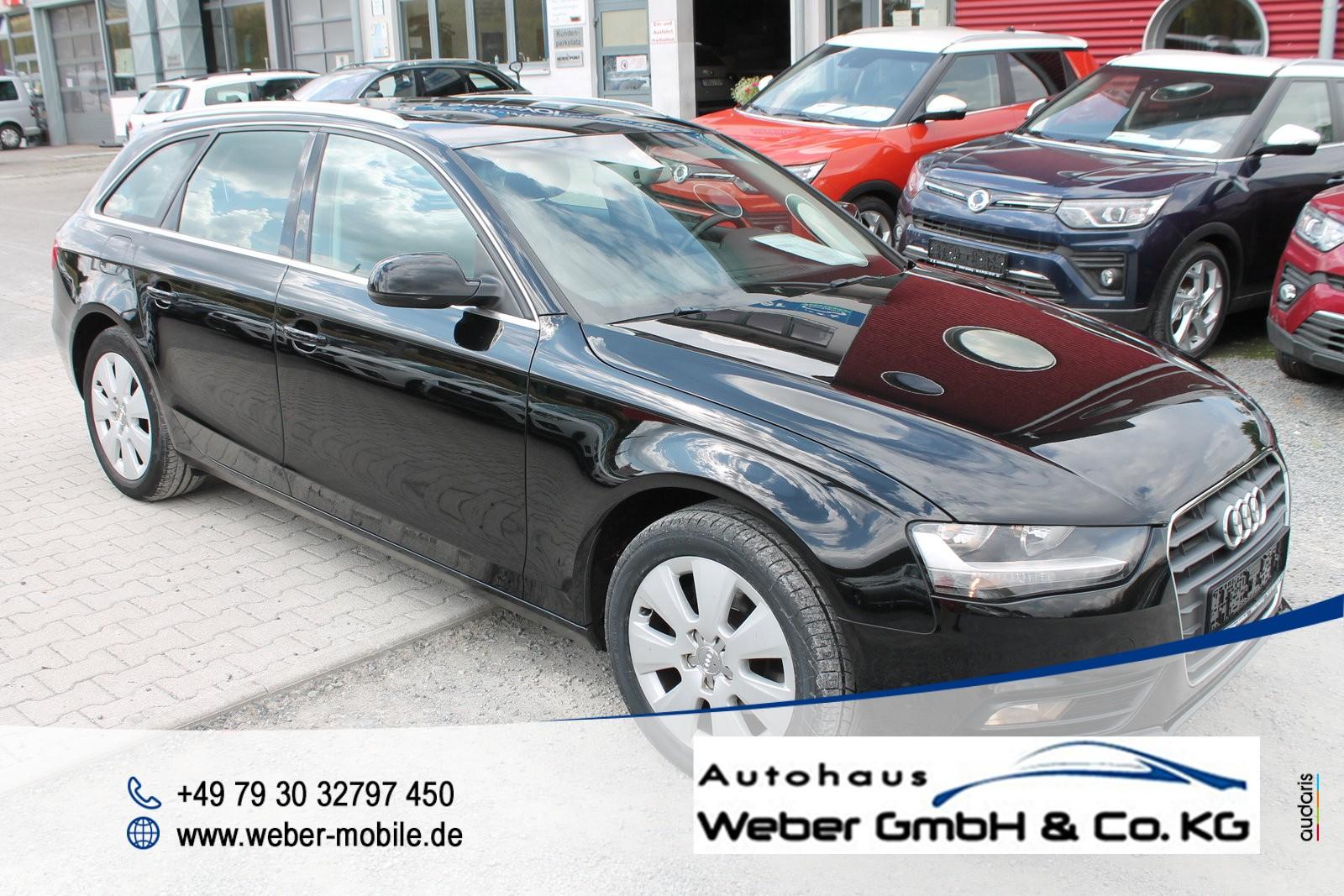 Audi A4 Avant 2.0 TDI *SHZ*Navi*Einparkhilfe*AHK abn.*Freisprecheinrichtung*, Jahr 2015, Diesel