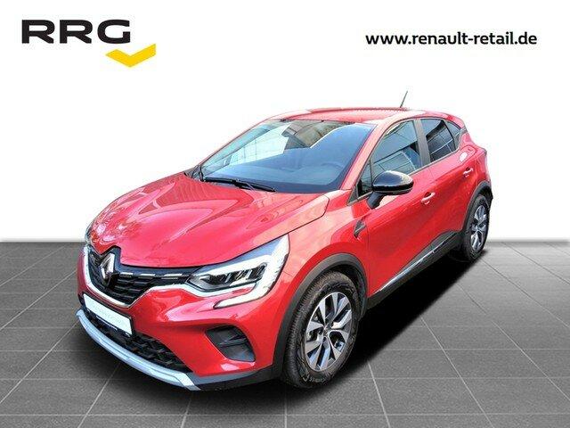 Renault Captur II TCe 100 Experience 0,99% Finanzierung!, Jahr 2020, Benzin