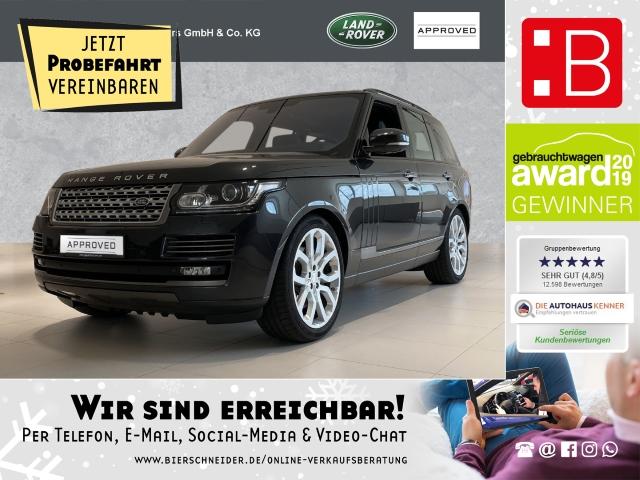 Land Rover Range Rover 5.0 SC Autobiography AHK / Schiebedach, Jahr 2014, Benzin
