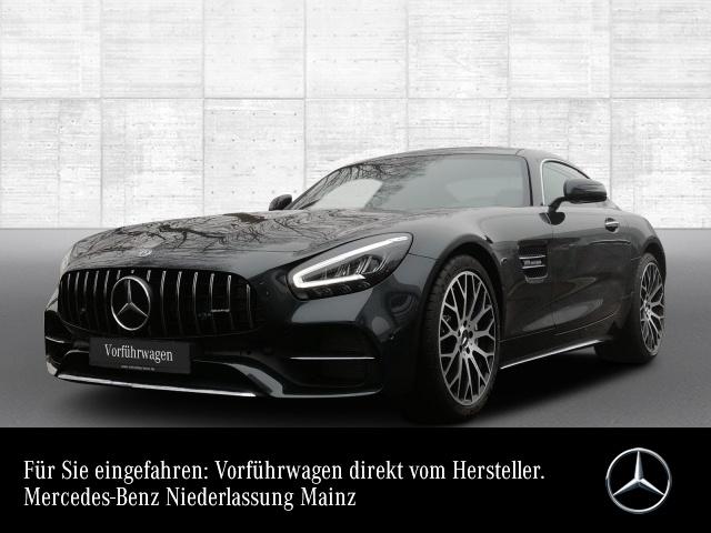 Mercedes-Benz AMG GT Cp. Perf-AbGas Perf-Lenk Pano Burmester, Jahr 2020, Benzin