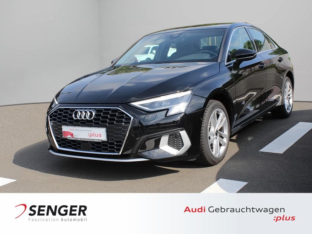 Audi A3 Limousine advanced 35 TFSI Auffahr-Warnsystem, Jahr 2021, Benzin