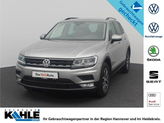 Volkswagen Tiguan 2.0 TSI BMT DSG 4 Motion Comfortline Navi LED, Jahr 2016, Benzin
