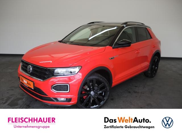 Volkswagen T-Roc Sport 4Motion 2.0 TDI R-Line BEATS Pano, Jahr 2020, Diesel