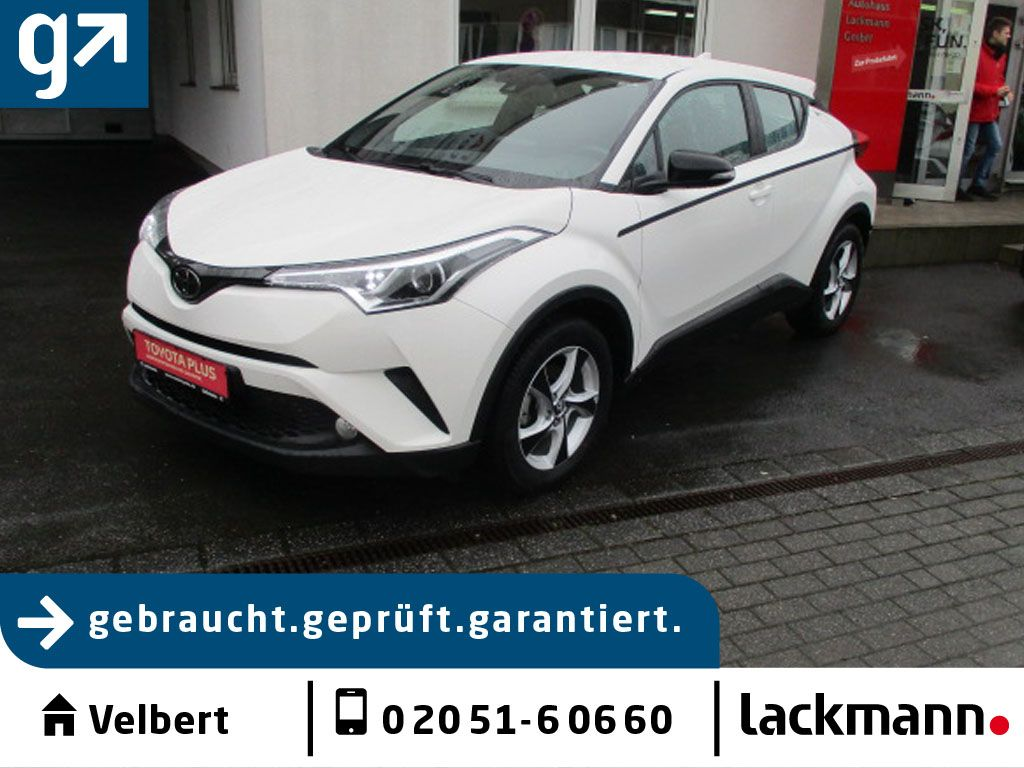 Toyota C-HR 1.2 Turbo Flow, Jahr 2019, Benzin