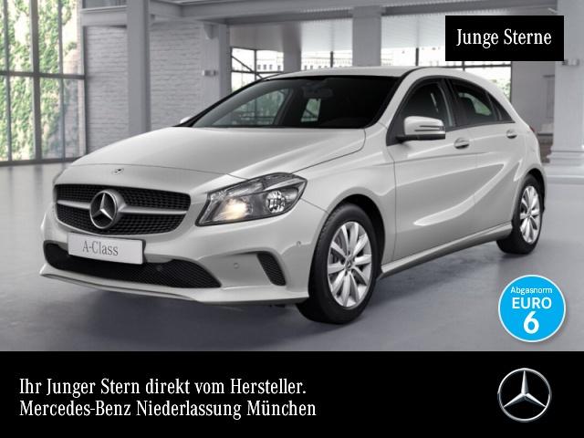 Mercedes-Benz A 180 d Kamera Navi PTS Sitzh Temp, Jahr 2018, Diesel