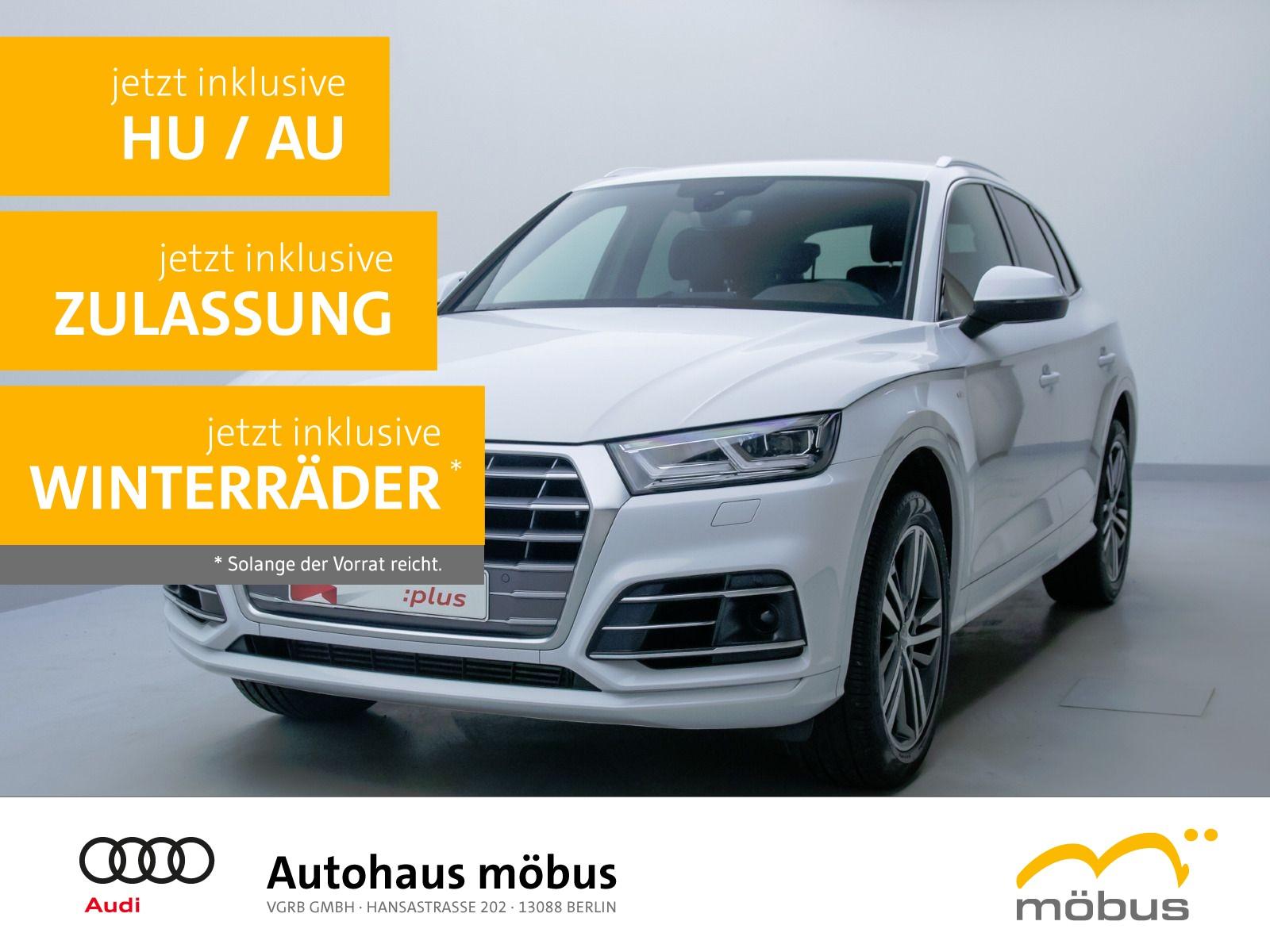 Audi Q5 sport 50 TDI QU*TIPT*SLINE*ASSIST*STDHZ*AHK, Jahr 2019, Diesel