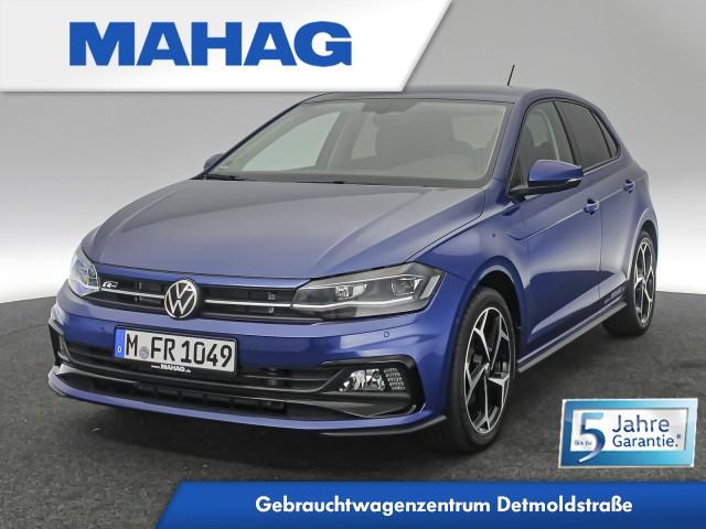 Volkswagen Polo ACTIVE DSG, Jahr 2021, Benzin
