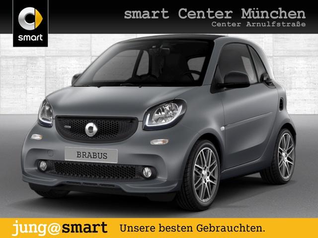 smart fortwo coupé 80kW BRABUS Xclusive DCT cool&Media, Jahr 2018, Benzin