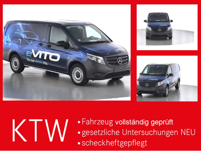 Mercedes-Benz eVito 111 KA,lang,Navi,Rückfahrkamera,Klima, Jahr 2019, Elektro