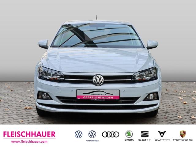 Volkswagen Polo VI Comfortline 1.0 TSI KLIMA SHZ PDC ACC, Jahr 2020, Benzin