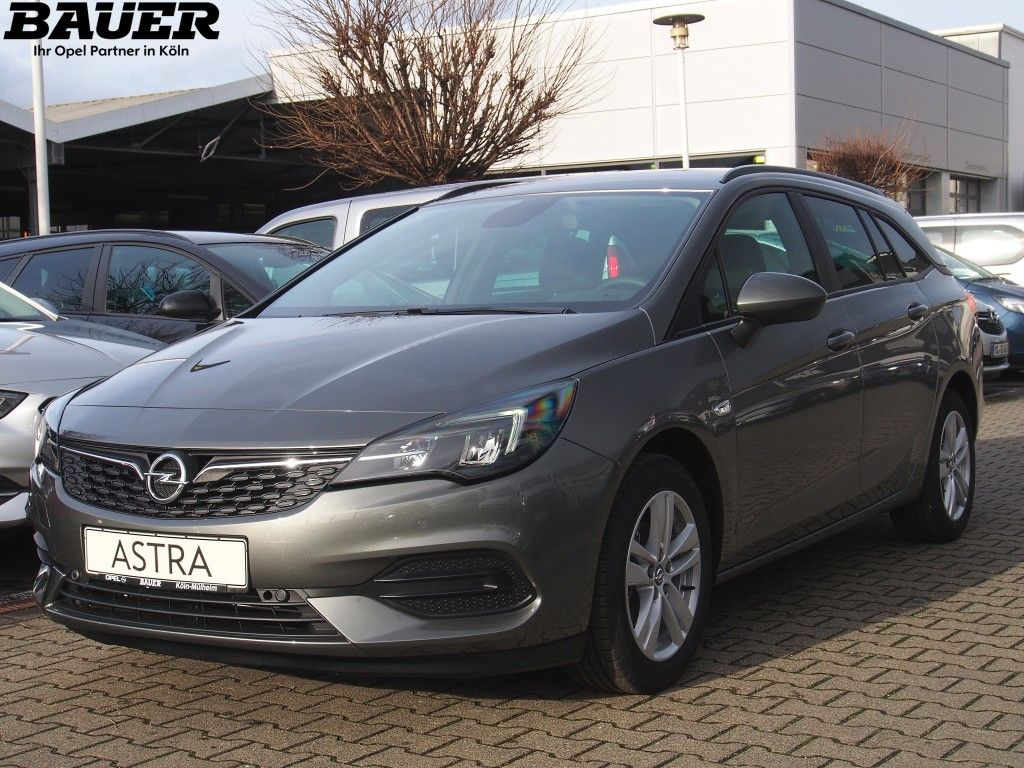 Opel Astra 1.2 Edition Start/Stop Sports Tourer, Jahr 2021, Benzin