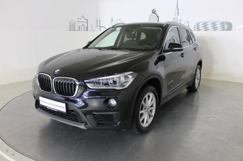 BMW X1 sDrive18d Advantage HiFi DAB LED Navi RTTI EURO 6, Jahr 2017, Diesel