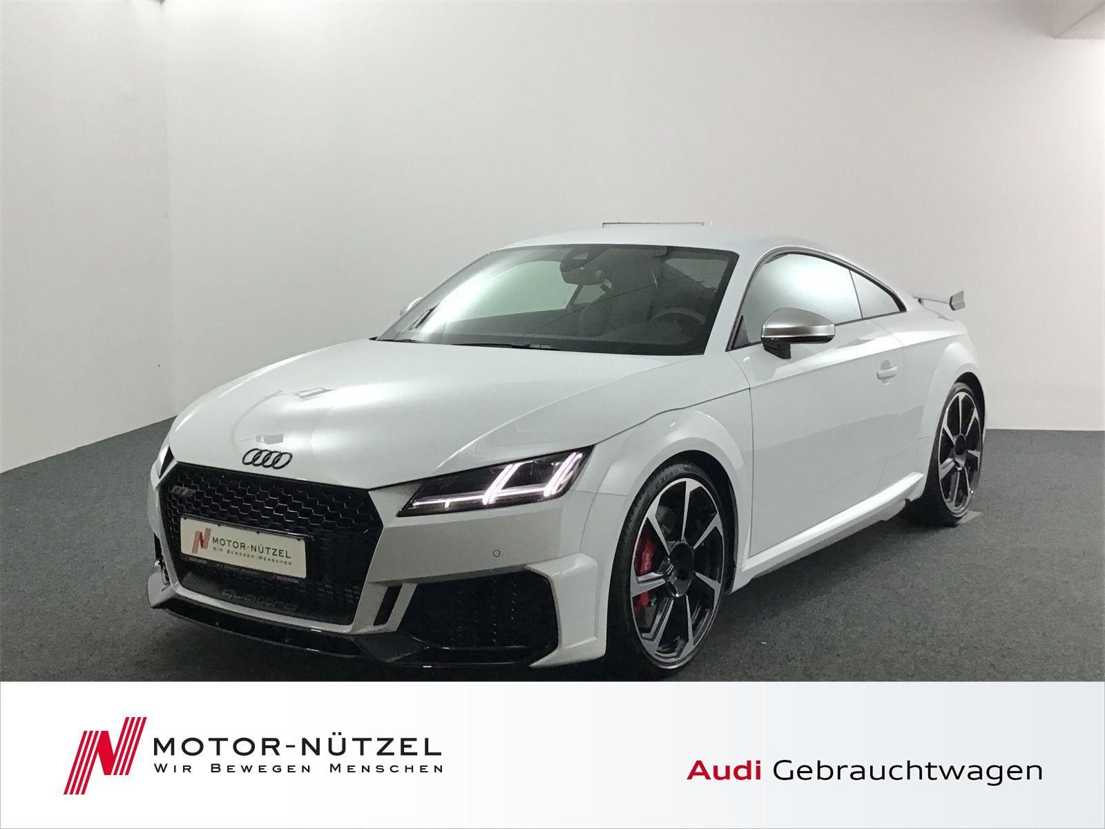 Audi TT RS Coupé Stronic +B&O+Matrix-LED+DAB+280 Km/h, Jahr 2020, Benzin