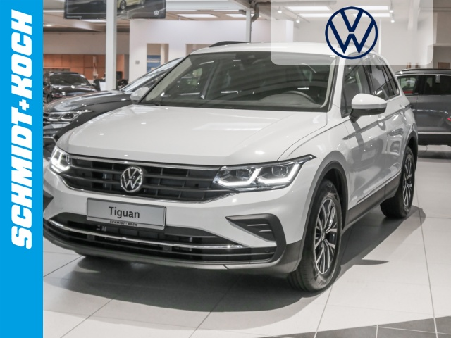 Volkswagen Tiguan 1.5 TSI BMT Life DSG, LED, App-Connect ACC, Jahr 2020, Benzin