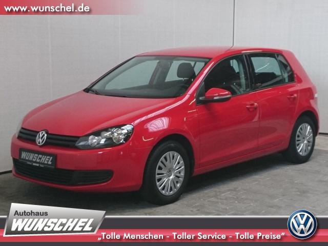 Volkswagen Golf VI 1.2 TSI Trendline, Jahr 2012, petrol