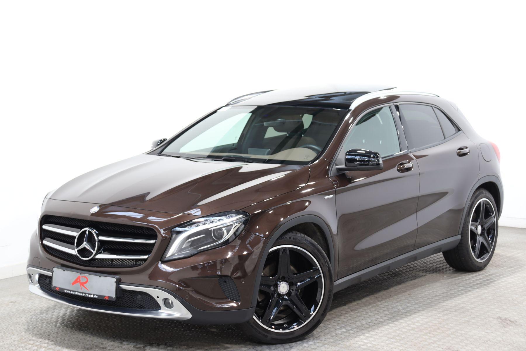 Mercedes-Benz GLA 220 d 4M EDITION 1 AMG 18Z. EXKLUSIV,OFFROAD, Jahr 2014, Diesel