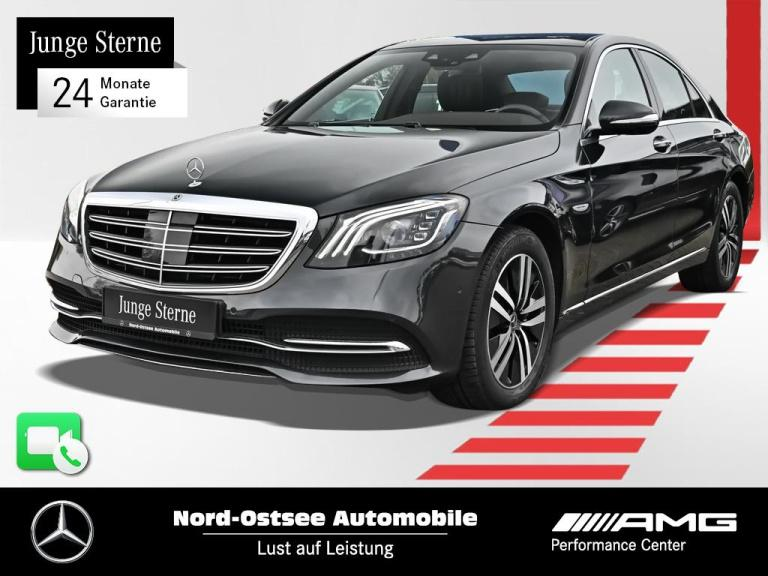 Mercedes-Benz S 400 d Comand 360° Distr. Pano Multibeam LED, Jahr 2018, Diesel