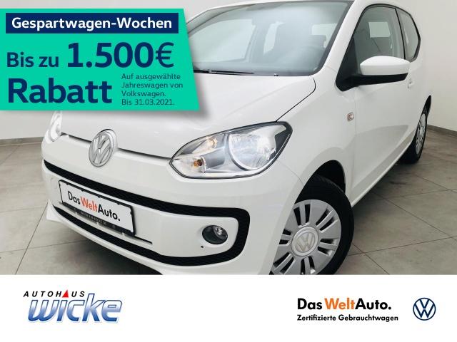 Volkswagen up! 1.0 move up! Klima Sitzhzg Radio, Jahr 2016, Benzin