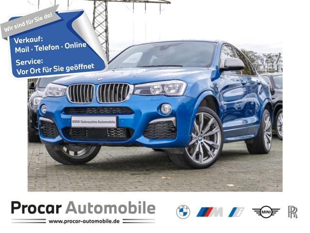 BMW X4 M40i M Sport // HuD H&K DAB RFK Alarm Standhz, Jahr 2017, Benzin