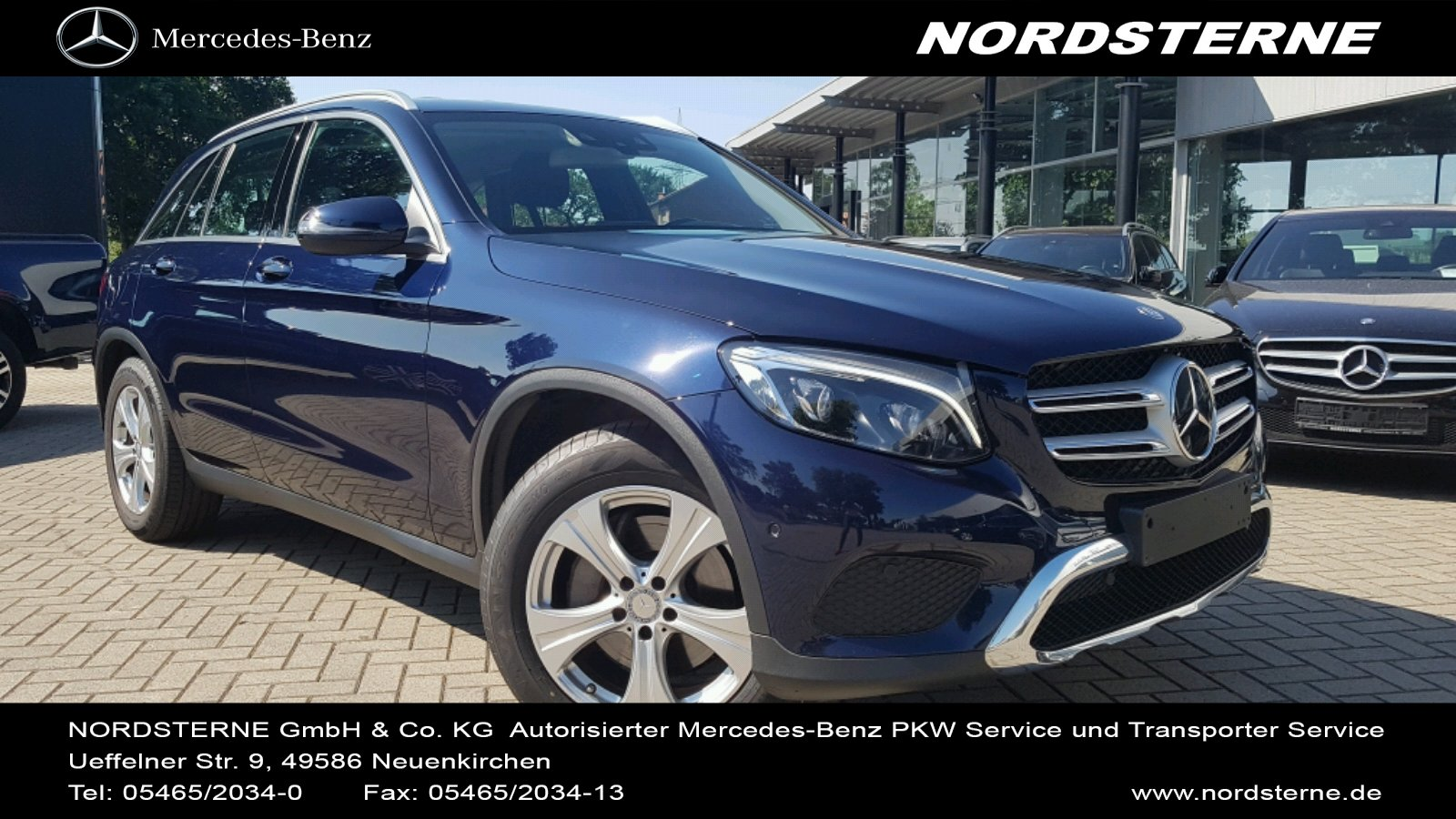Mercedes-Benz GLC 220 d 4Matic Comand Distronic Kamera ILS, Jahr 2016, Diesel