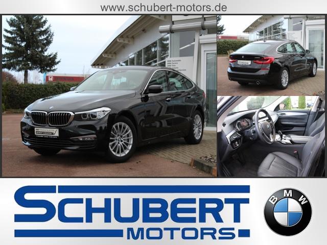 BMW 630d Gran Turismo LED NaviProf HUD, Jahr 2017, diesel