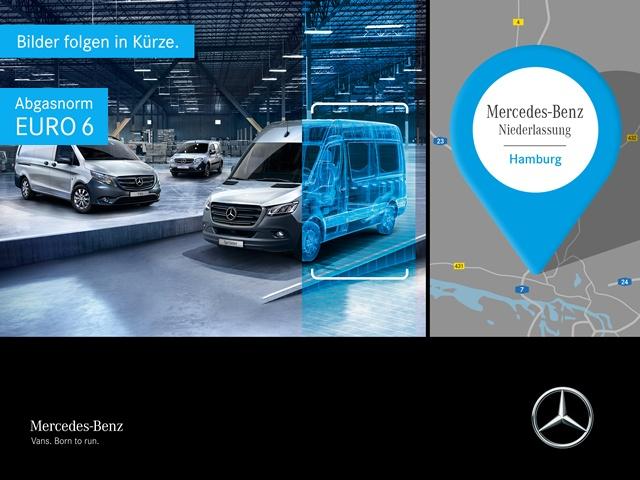 Mercedes-Benz Vito 111 d Kasten Lang AHK Klima PTS Tempomat, Jahr 2016, Diesel