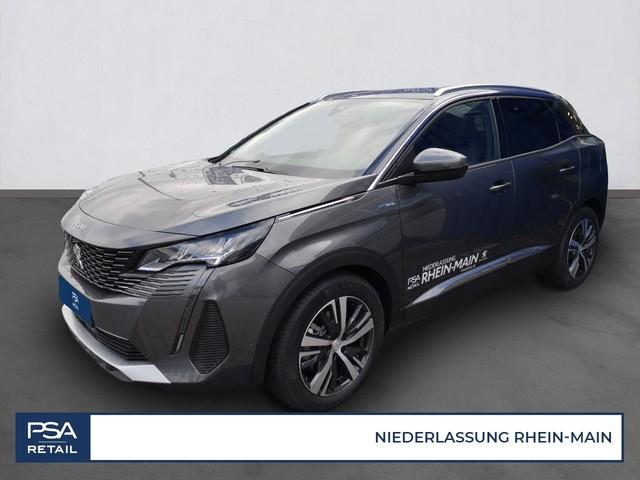 Peugeot 3008 Hybrid 225 e-EAT8 Allure Pack, Jahr 2021, Hybrid