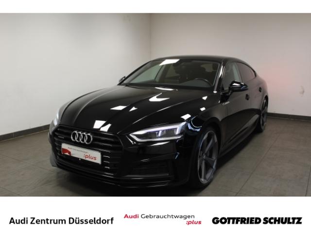 Audi A5 Sportback 2.0 TFSI quattro S line Sport, Jahr 2018, Benzin