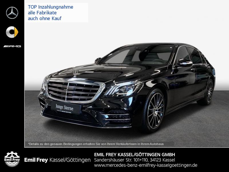 Mercedes-Benz S 560 L 4M AMG Line Plus **Neupreis 184.693,-**, Jahr 2017, Benzin