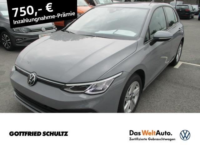 Volkswagen Golf VC Life 1.5 TSI LED NAVI PDC, Jahr 2021, Benzin