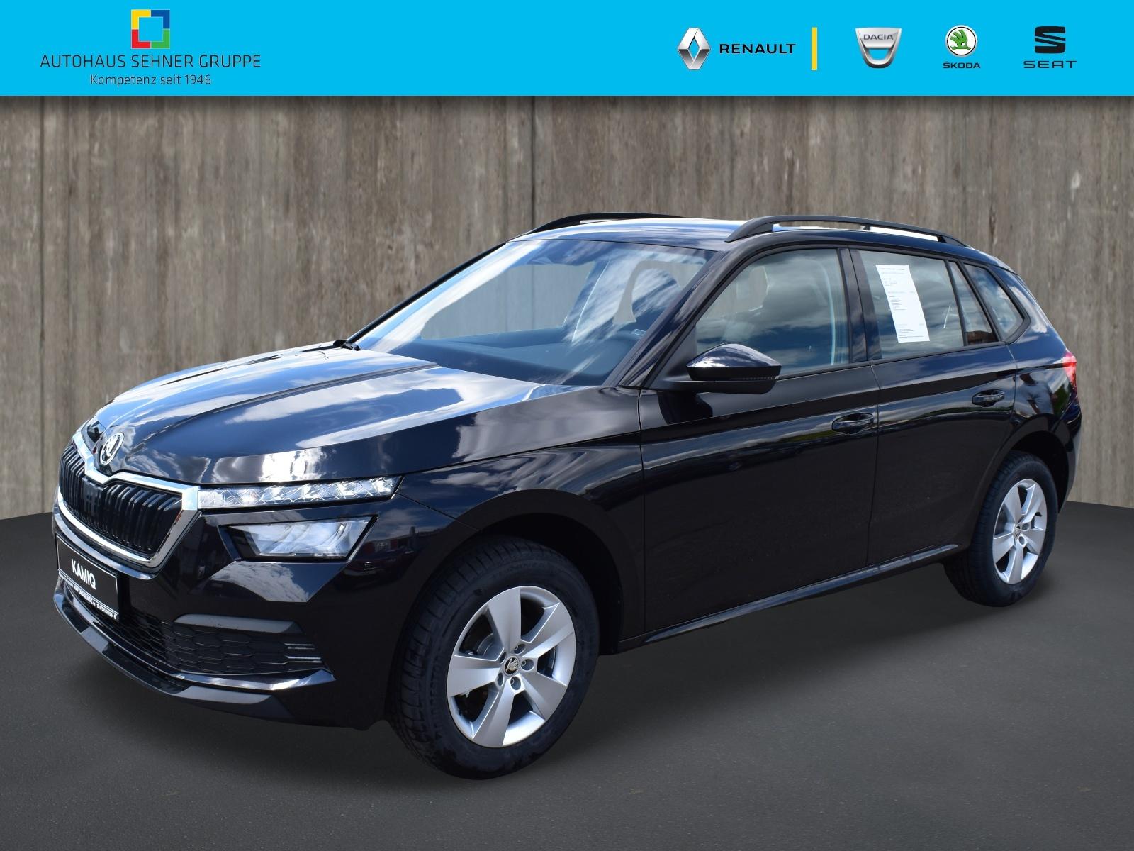 Skoda Kamiq Active 1.0 TSI 70 kW, Jahr 2020, Benzin