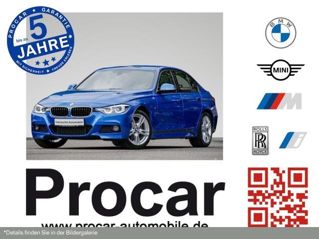 BMW 330i M Sport Navi Business Klimaaut. Head-Up PDC, Jahr 2018, Benzin
